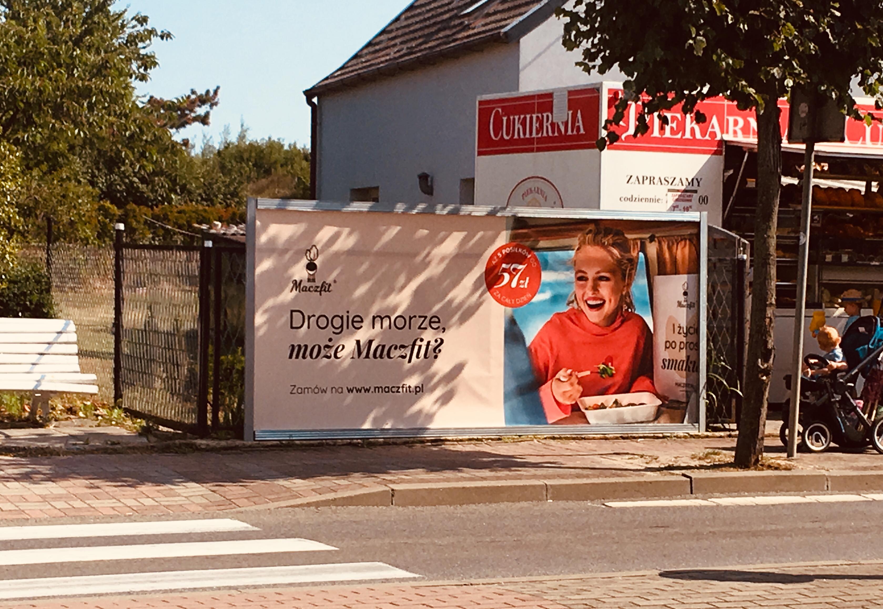 reklama naberowa cateringu dietetycznego